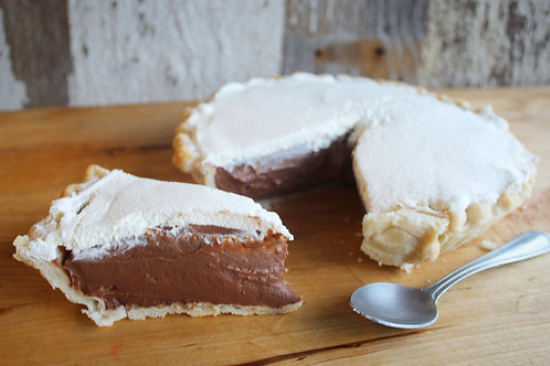 Moo's Moo's Cream Pies or Pumpkin Pie, Thanksgiving Pre Order