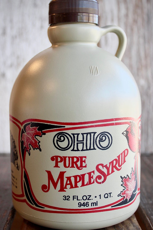 Maple Syrup, Ohio, 32 fl. oz.