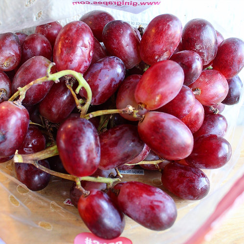 Red Grapes, 1.5-2.5#