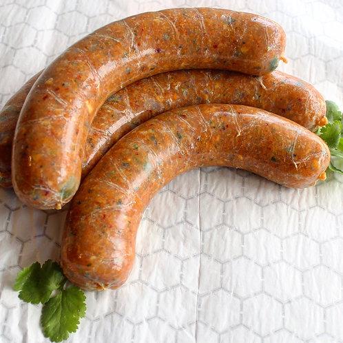 El Pollo Loco Chicken Sausage, 4/pk