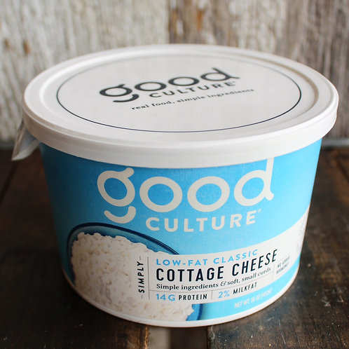 Good Culture Cottage Cheese, 16oz