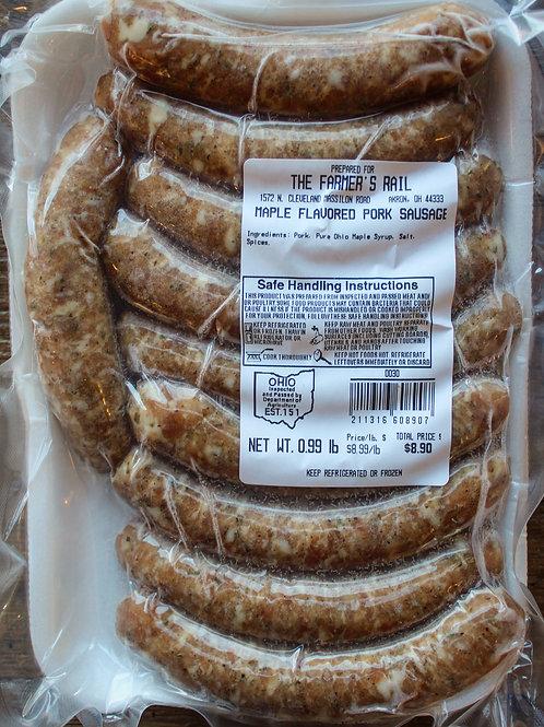 Maple Pork Breakfast Links, 1#