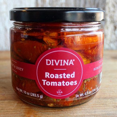 Roasted Tomatoes, Divina, 10 oz. Jar