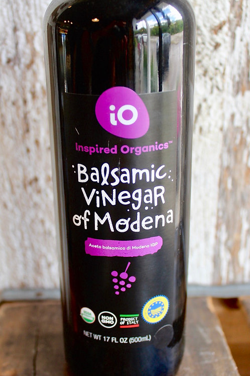 Balsalmic Vinegar of Modena, Inspired Organics, 17 oz.