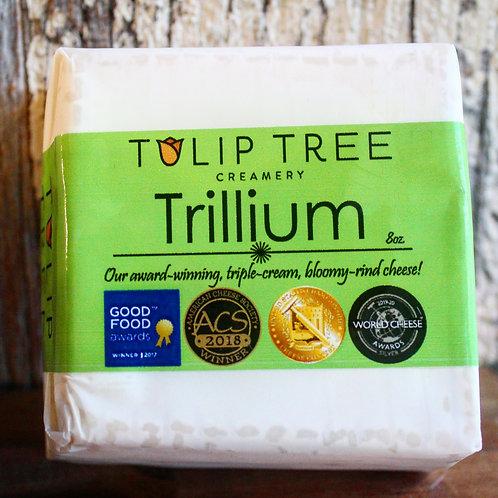 Trillium Triple Cream, Tulip Tree Creamery