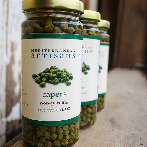 Capers, Mediterranean Artisans, 8oz