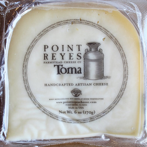 Toma, Point Reyes Farmstead, 8oz