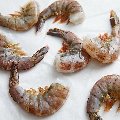 Oishii 13/15 Shrimp, Deveined EZ Peel, 16oz