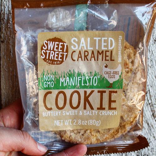 Salted Caramel Cookie, Sweet Street Manifesto, 2.8 oz.