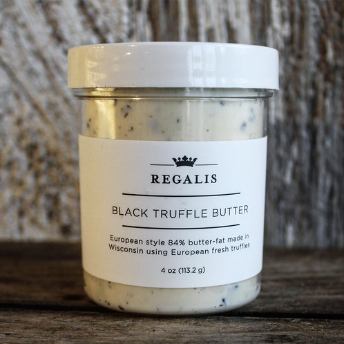 Black Truffle Butter, 4oz