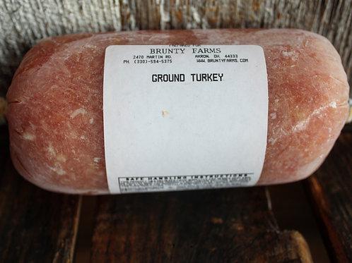Ground Turkey 100% White, 1#