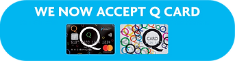 We accept Q card