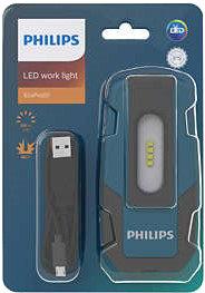 Ліхтар Philips EcoPro20 LED lamp RC320 3.7V B1