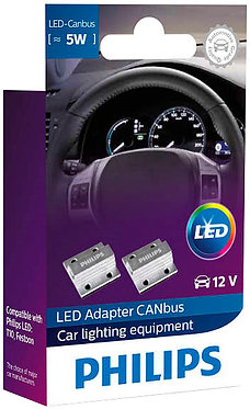 Світлодіодний адаптер Philips CEA 12956 12V 5W X2