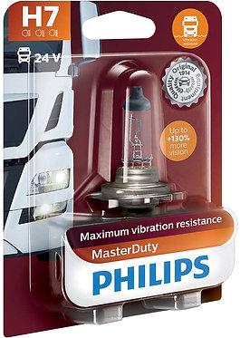 Автолампа Philips H7 13972 MD 24V 70W (PX26d) В1 (блістер
