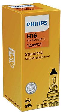 Автолампа Philips H16 12366 12V 19W PGJ19-3