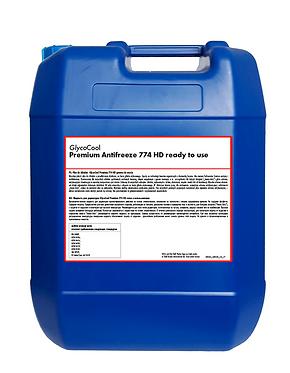 Антифриз Shell GlycoCool Premium 774 HD ready to use
