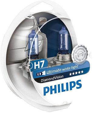 Автолампа Philips DVS2 12972 H7 Diamond Vision SP 12V 55W (PX26d) (блістер)
