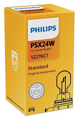 Автолампа вказівна Philips 12276 PSX24W 12V 24W (PG20/7)