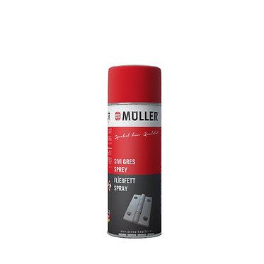 Рідка змазка-спрей Muller / LIQUID SPRAY GREASE Muller