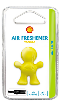Ароматизатор повітря салону Shell Little Joe Vanilla