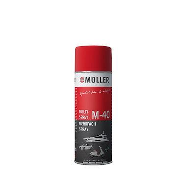 Багатофункціональний засіб M-40 Muller / MULTI PURPOSE SPRAY M-40