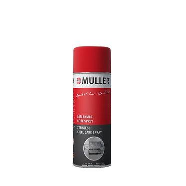 Очисник і засіб для догляду виробів з нержавіючої сталі Muller