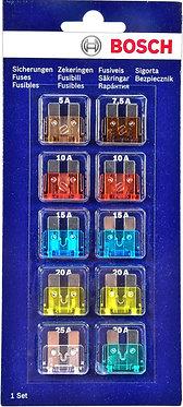 Bosch комплект запобіжників (стандарт)
