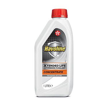 Texaco Havoline XL AF/C Conc (конц.червоний)