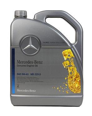 Mercedes Benz 5w-40 229.5