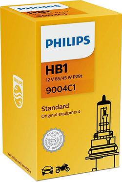 Автолампа вказівна Philips 9004 HB1 12V 65/45W (P29t)