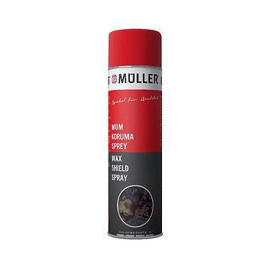 Антикорозійний спрей на восковій основі Muller / WAX PROTECTIVE SPRAY Muller