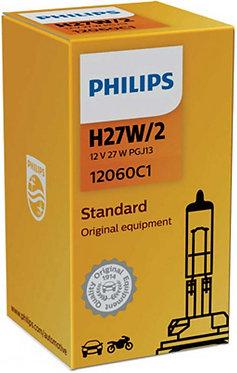 Автолампа вказівна Philips 12060 H27W/2 12V 27W (PGJ13)
