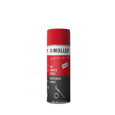 Спрей для видалення іржі Muller / RUST REMOVER SPRAY