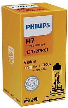 Автолампа Philips PR 12972 H7 12V 55W (PX26d)