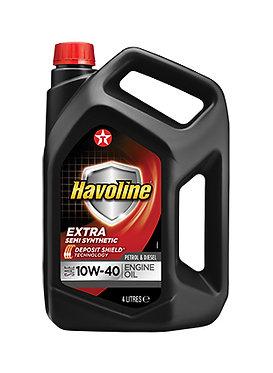 Texaco Havoline Extra 10w-40