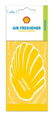 Ароматизатор повітря салону Shell Airfreshener Vanilla Lovers
