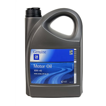 General Motors 10w-40