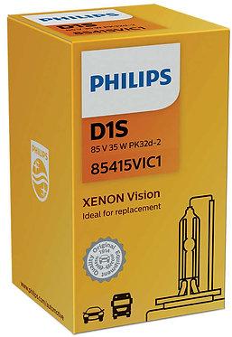 Автолампа Ксенон Philips D1S 85415 VI 85V 35W PK32d-2 C1