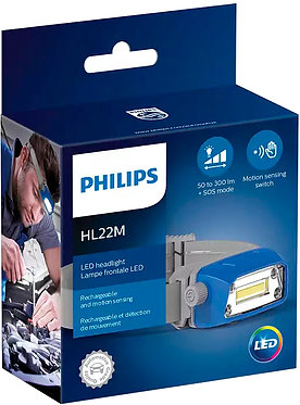 Ліхтар Philips HL22M LED lamp LPL74 X1