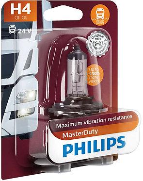 Автолампа Philips H4 13342 MD 24V 75/70W (P43t-38) В1 (блістер)