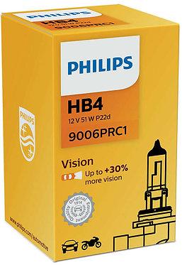 Автолампа вказівна Philips PR 9006 HB4 12V 55W (P22d)