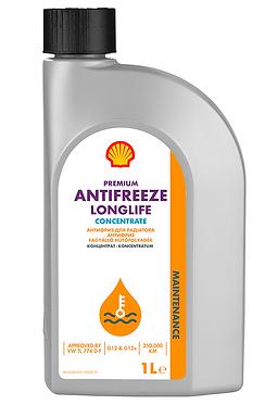 Антифриз Shell Premium LL (концентрат, 774 D-F, G12/G12+, червоний)