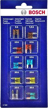 Bosch комплект запобіжників (міні)