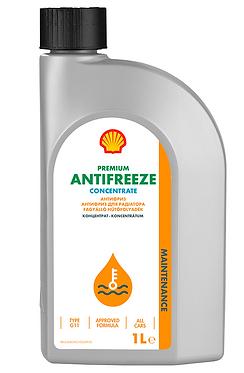 Антифриз Shell Premium (концентрат, 774 C, G11, зелений)