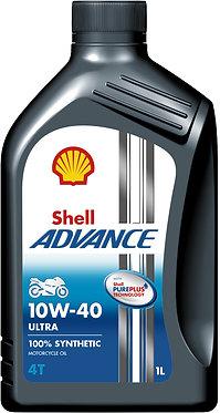 Shell Advance 4T Ultra 10w-40