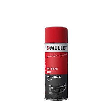 Чорна матова фарба Muller / Чорна матова фарба Muller