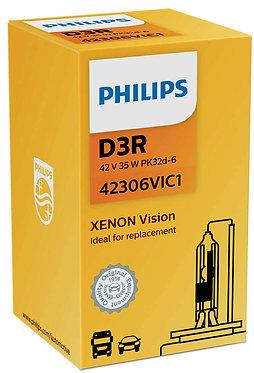 Автолампа Ксенон Philips D3R 42306 VI 42V 35W PK32d-6 C1