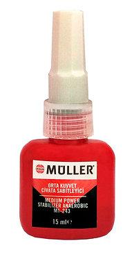 Фіксатор різьби середньої міцності (роз'ємний) Muller