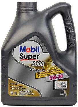 Mobil Super 3000 X1 Formula-FE 5w-30